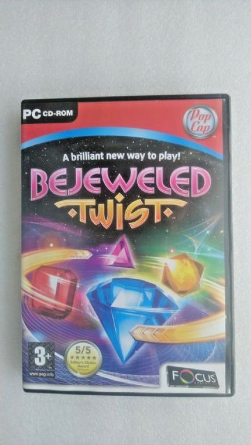 Bejeweled Twist (PC Windows 2008)